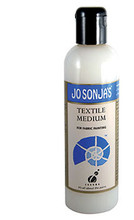 Jo Sonja's Textile Medium - 250ml