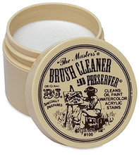 The Masters Brush Cleaner and Preserver - 2.5oz (74.7g)