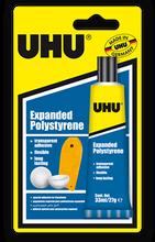 UHU Expanded Polystyrene - 33ml