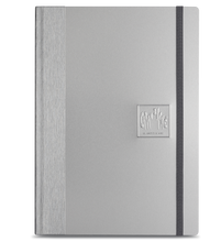 Caran D'Ache Notebook Metal Cover A5 Blank Pages   |  454.998