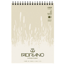 Fabriano Eco A4 Spiral Bound - Lined