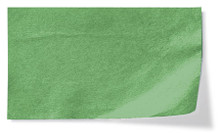 Metallic Flower Tissue Paper Pack - Metallic Green