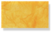 Mulberry Silk Paper With Fibres - Sun Yellow