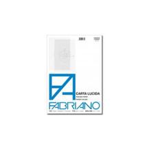 Fabriano Blocco Carta Lucida Tracing Paper 72GSM - 23cm x 33cm