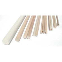 Balsa Wood Dowel - 8.0mm x 915mm