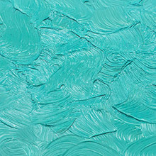Gamblin 1980 Oil Colors S2 Turquoise 37ml