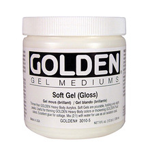 Golden Soft Gel (Gloss)