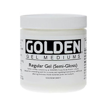 Golden Regular Gel (Semi-Gloss) 236ml