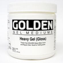 Golden Heavy Gel (Gloss)