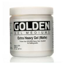 Golden Heavy Gel (Matte) 236ml