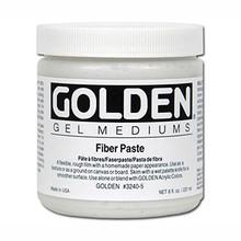Golden Fiber Paste