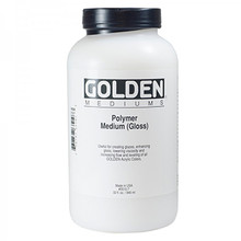 Golden Polymer Medium (Gloss)