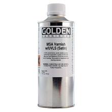 Golden MSA Varnish with UVLS (Satin)