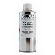 Golden MSA Varnish Satin 236ml