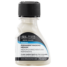 Winsor & Newton Permanent Masking Medium - 75ml