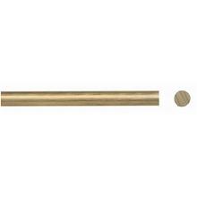 Round Brass Rod - 0.5