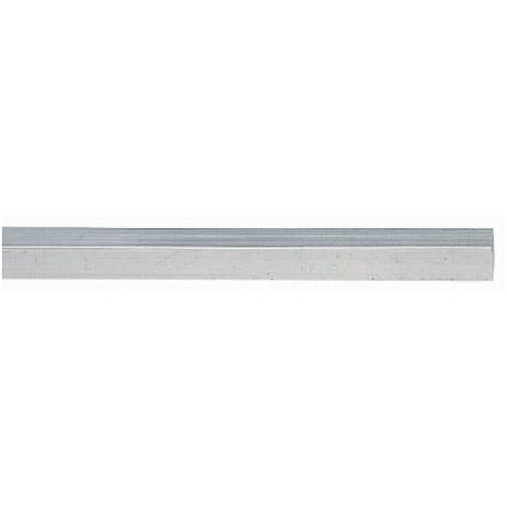 Square Aluminium Rod - 10.0 x 10.0