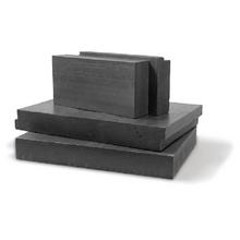 Polystyrene Foam Block Silver-Grey - 80mm x 410mm x 585mm