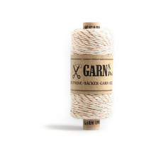 Garn & Mehr Baker's Twine - Copper/Natural White