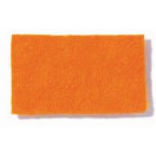 Handicraft and Decoration Felt - Orange (116)