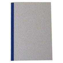 "Pasteboard Cover Sketchbook 100gsm 144pgs - A5/5.8"" x 8.3"" - Blue"
