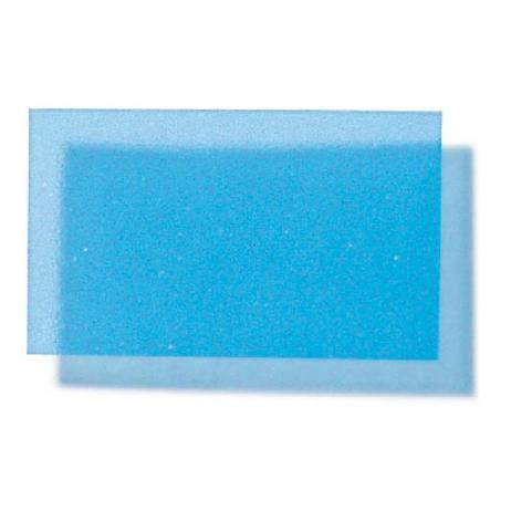 Translucent Coloured Polypropylene Matte - Dark Blue