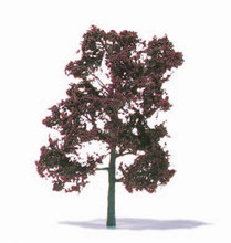 Etched Brass Red Beech Trees - H=12mm