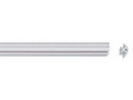 Asa Corner- Double Profile Strips - White