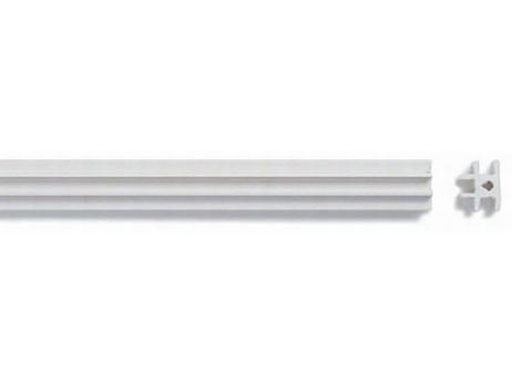 Asa T- Double Profile Strips - White