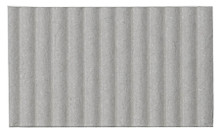 Corrugated Cardboard Strips Broad - Pebble Grey