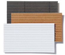 Nano Corrugated One-Sided Board - White (Pack of 10)