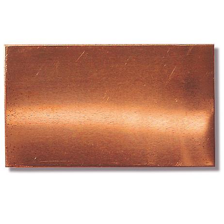 Copper Sheet - 0.3mm x 250mm x 500mm