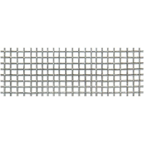 Steel Flexible Wire Mesh - MW 2.0/0.4, 1000mm x 500mm