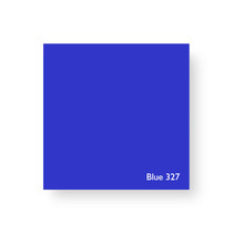 Acrylic Perspex Sheet 400mm x 800mm x 2mm - Blue Deep