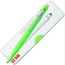 849 Ballpoint Pen with Case - Fluo Green | 849.730