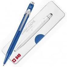 849 Ballpoint Pen Metal-X Blue with box  |  849.640