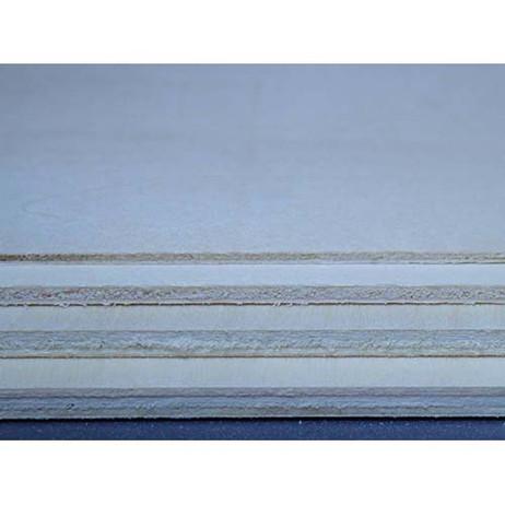 Basswood Ply Sheet - 457mm x 915mm x 1.5mm