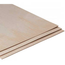 Birchwood Ply Sheet - 457mm x 915mm x 2.0mm