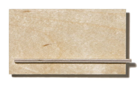 Birch Aircraft Plywood - 3.0 x 500 x 1000