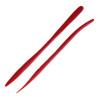 Modelling Stick Red - Flat/Half Round
