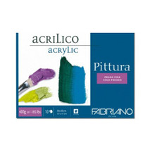 Pittura Cold Pressed Pads 400gsm | 40cm x 40cm
