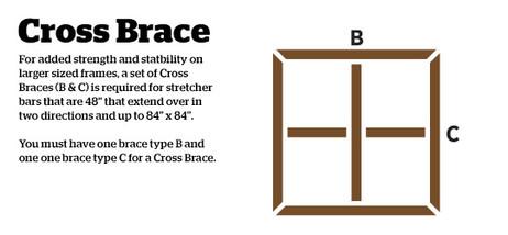 Profile 2 - PQ Cross Brace