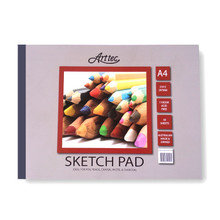 Arttec Cartridge Sketch Pad 110GSM 50 Sheets - A4