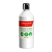 Gouache Eco 500ml White - 2370.001