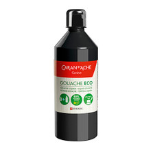 Gouache Eco 500ml Black - 2370.009