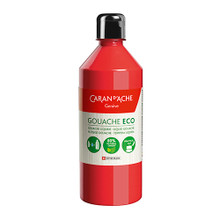 Gouache Eco 500ml Scarlet - 2370.070