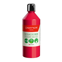 Gouache Eco 500ml Carmine - 2370.080