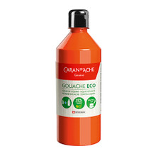 Gouache Eco 500ml Orange Fluo - 2371.030