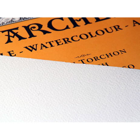 Arches Watercolour Pads - Rough Paper