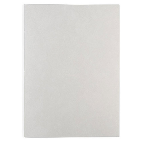 """Grey-Covered Booklet 120gsm 32pgs - A3/11.7"""" x 16.5"""""""
